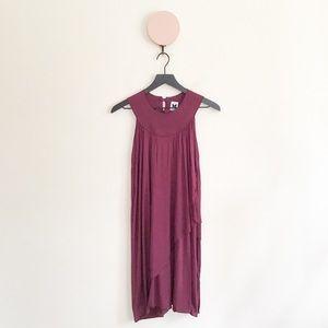 Maroon Missoni Dress/Top